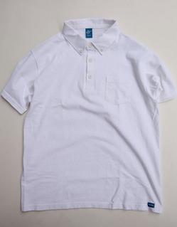Goodon SS Polo Tee WHITE