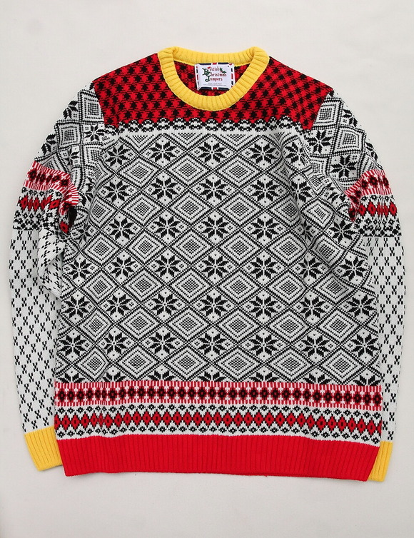 British Christmas Jumpers Nordic