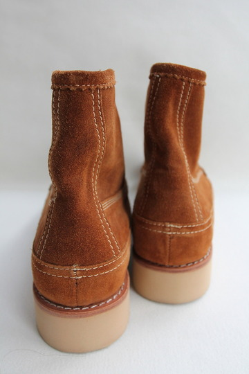 Beautifical English Moc Suede GOLD (8)