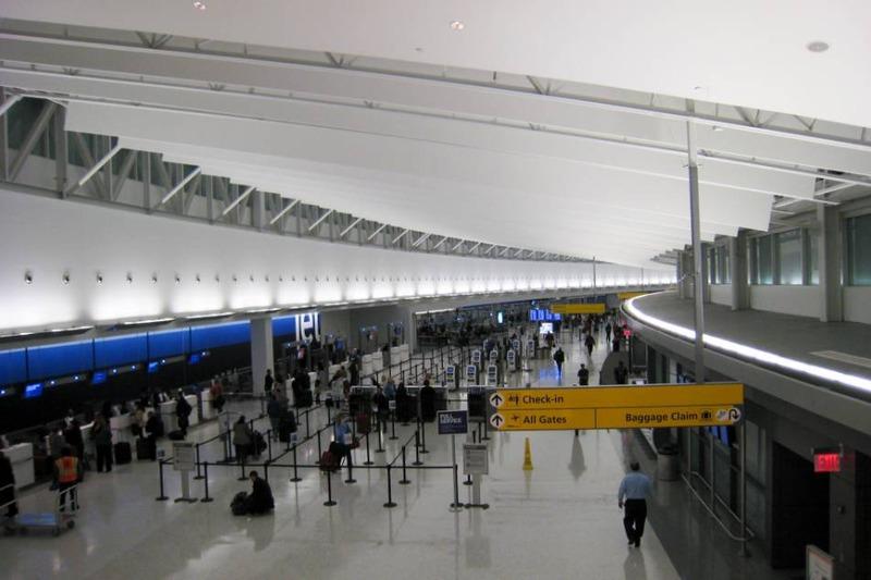 John F. Kennedy International Airport Terminal