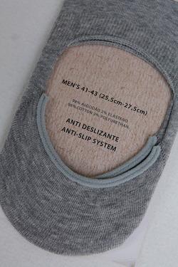 H Footwear Cover Socks Anti Slip System GREY (3)