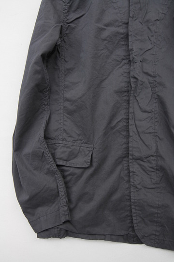 Harrow Town Stores Cotton Jacket OFF BLACK (6)