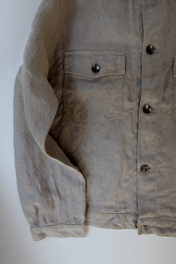 RICEMAN Work Shirt Jacket OATMEAL (5)