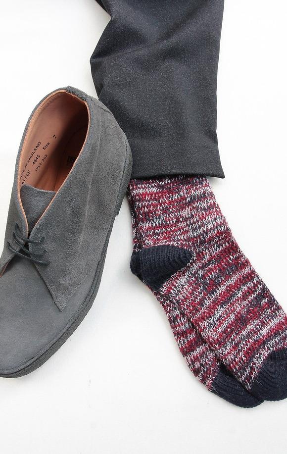 H Footwear Wagon NAVY