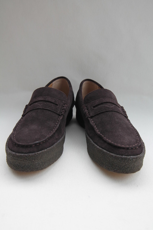 LABORRER SHOES Mudgard Loafer BROWN (2)