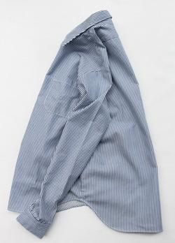NOUN TC Stripe Shirt NAVY (2)