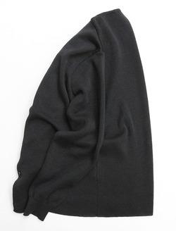 NOUN Single Cardigan BLACK (5)