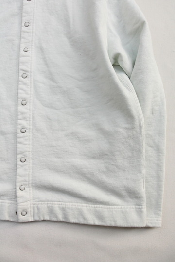 Goodon Crew Sweat Cardigan P P WHITE (3)