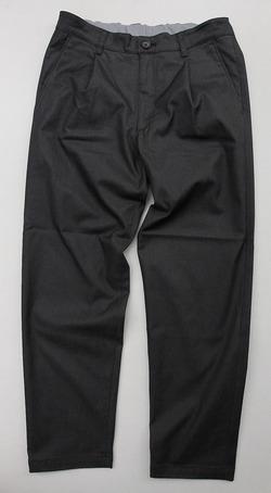 Harriss Stetch TC Denim 1 Tapered Pants BLACK (5)