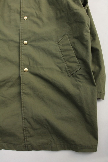 NOUN Coach Coat OLIVE (4)