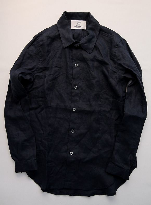 etermo Double Pocket D NAVY