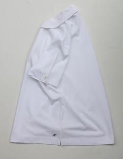 Harriss Round Polo WHITE (2)