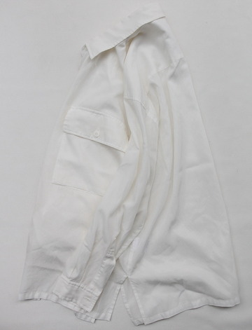 Leciel de Harriss C&C LS Shirt WHITE (6)