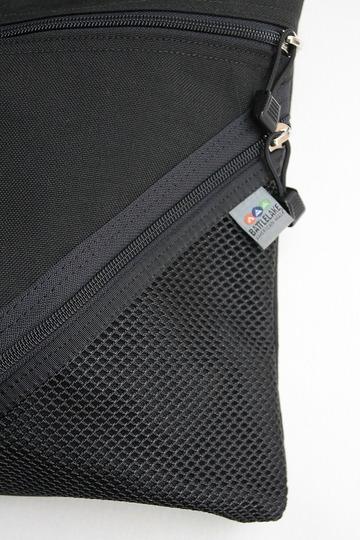 Battle Lake Open & Shut Briefcase BLACK (5)