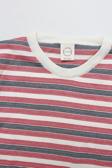 Country of Origin Deck Chair Tee 7 RED (2)