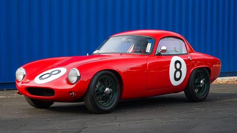 1959 Lotus Elite Series 1 Racer