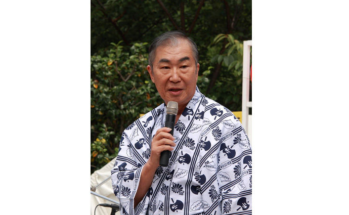 芸能生活50周年の桂文枝さん「落語は今厳しい時代」