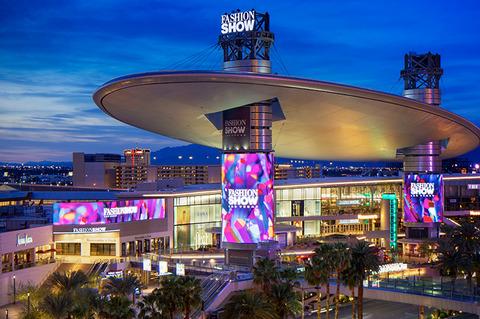 Shopping on the Las Vegas Strip