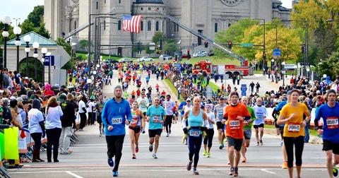 Medtronic Twin City Marathon