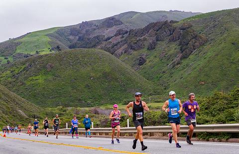 Cuộc thi Big Sur Marathon