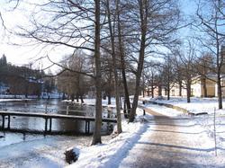 フィンランド フィスカルス村