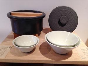 ambai 土鍋 お茶碗