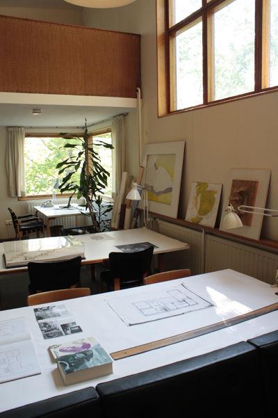 Aalto 自邸