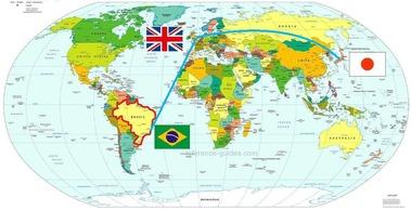 world map3