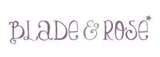 Blade&Roseロゴ