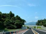 きれいな上信道路