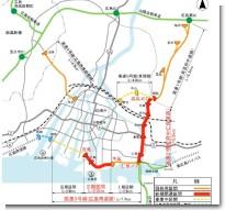 広島高速開通区間