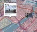 地図と図面と写真