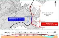 横浜臨港道路「南本牧はま道路」開通から1年以上経って初利用