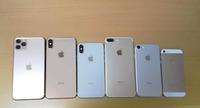iPhone11 ProMax が手元に到着、3レンズでカメラの画角が変更