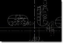 JWWからDWGへ変換した際の文字変形を一括修正する方法