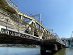 隅田川橋歩道