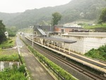 川原湯温泉駅(ホーム)