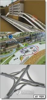 地下高速道路