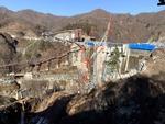 ダム(上流側から)
