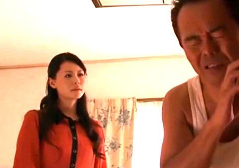 「ちょっと・・やめてください・・ああぅ」と泥酔男に寝取られる人妻