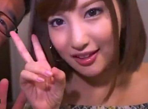 「え!?何で!?」川崎でナンパした人妻をホテルに連れ込んで生中出しSEX!中出しに激怒