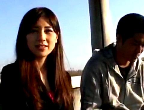 茨城在住の美人妻とホテルでハメ撮り