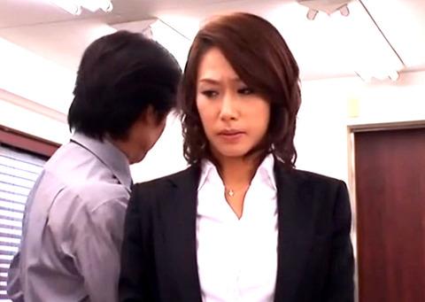 汚された女上司 柳田やよい