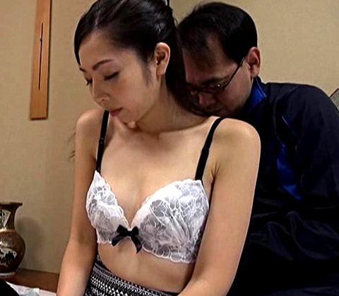 藤井菜々子 四十路熟女の田舎で泊まって激しいSEXで激イキ!