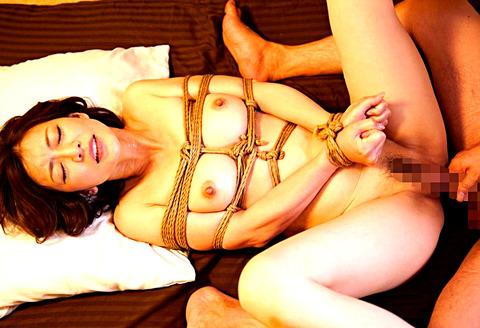 解禁緊縛 「私の妻を縛って下さい。」 瞳リョウ