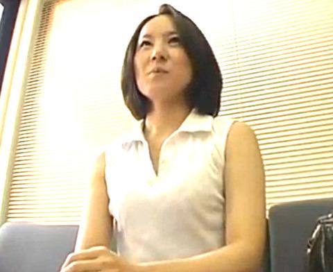 亜季35歳派遣社員の熟女と濃密生ハメ撮り