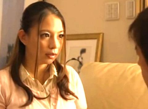 織田真子 「どうすれば…」横領した夫を守るために部長に抱かれ精神崩壊する巨乳妻!