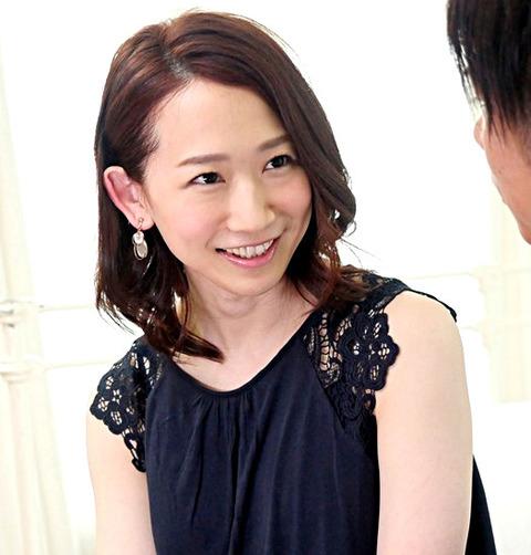 水戸かな 32歳 新人人妻AV Debut!