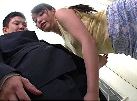 定年退職してヒマになったドスケベ義父の嫁いぢり 天野美優