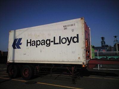 Hapag-Lloyd/撮影:本牧ふ頭